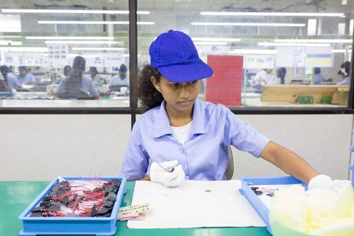 Nippon Maruchi Lanka Electronic (Pvt) Ltd